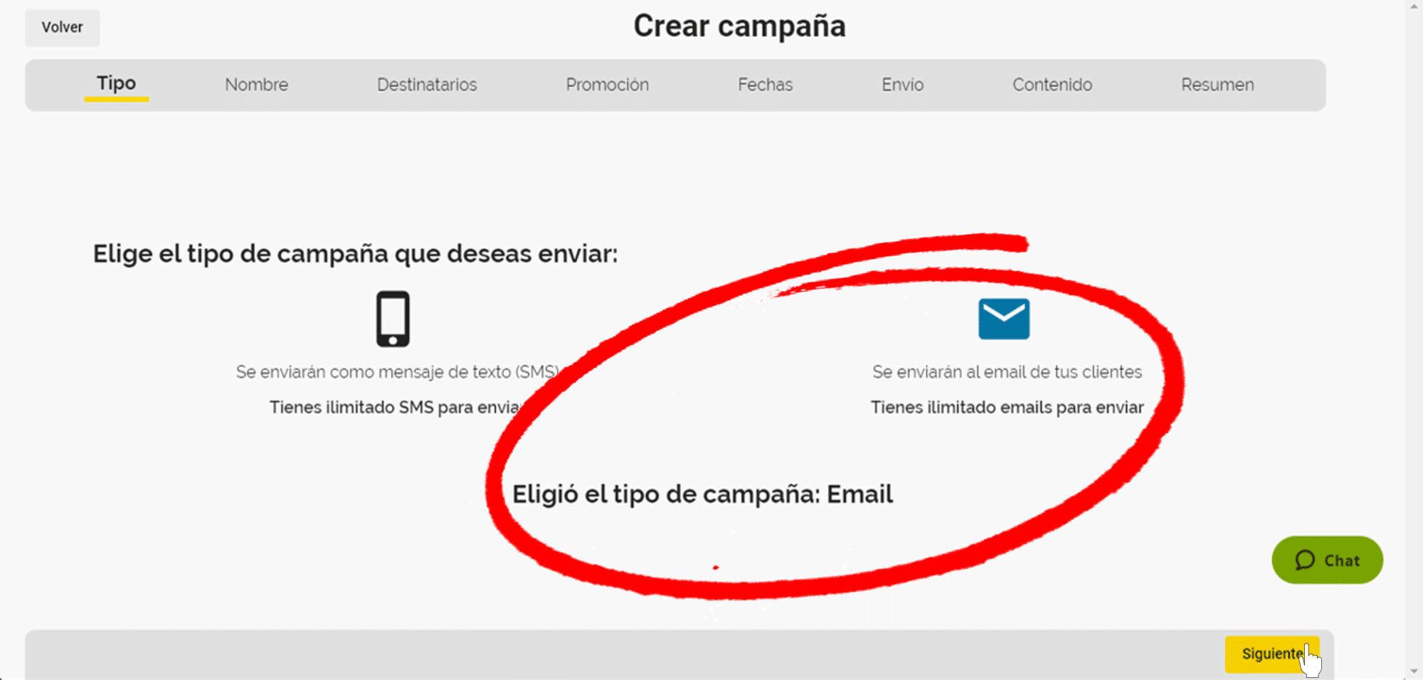 email marketing leal
